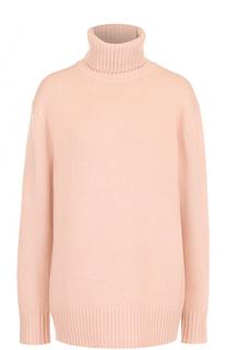 Кашемировый свитер фактурной вязки Chloé