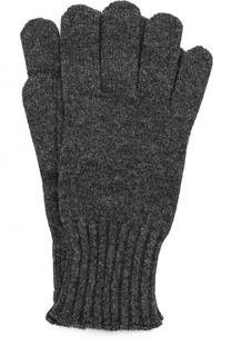 Кашемировые вязаные перчатки Cruciani