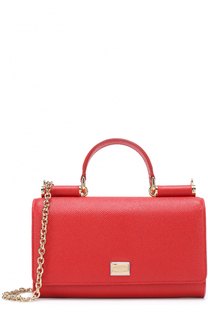 Сумка Sicily Von на цепочке Dolce & Gabbana