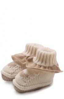 Кашемировые носки с оборкой Baby T