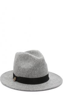 Фетровая шляпа с лентой Dsquared2