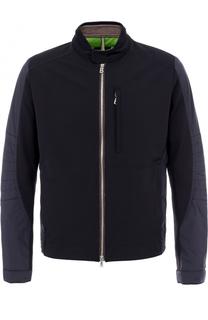 Куртка на молнии с капюшоном Bogner