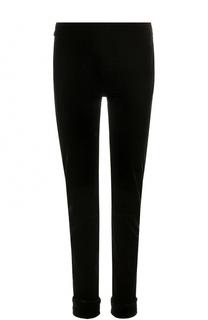 Укороченные брюки-скинни с декоративной отделкой Tom Ford