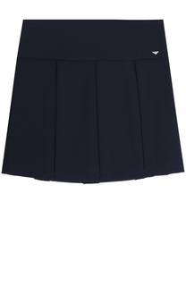 Мини-юбка с защипами Giorgio Armani