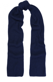 Вязаный шарф из смеси шерсти и вискозы с кашемиром MSGM