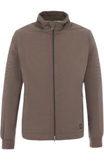 Куртка на молнии с воротником-стойкой Bogner