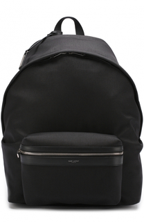 Текстильный рюкзак City Saint Laurent