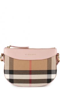 Текстильная сумка с принтом Burberry