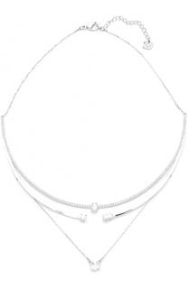 Ожерелье Gray Swarovski