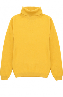 Шерстяной свитер прямого кроя Il Gufo