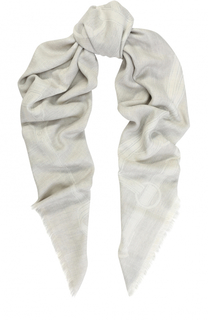 Платок из смеси шерсти и шелка Ralph Lauren
