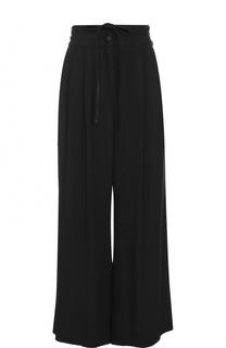 Укороченные широкие брюки с защипами Marc Jacobs