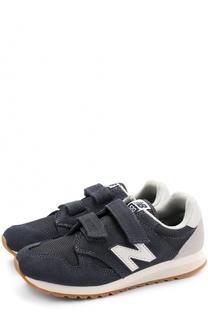 Комбинированные кроссовки 520 с застежками велькро New Balance