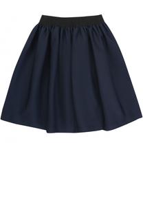 Мини-юбка свободного кроя с эластичным поясом Caf
