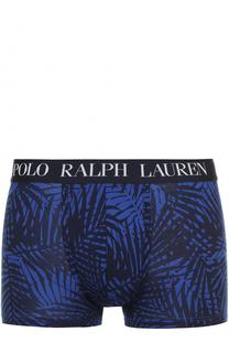 Хлопковые боксеры с широкой резинкой Ralph Lauren