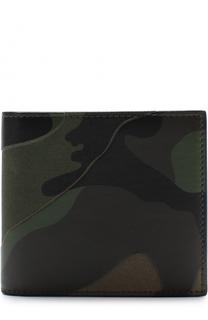 Комбинированное портмоне с отделениями для кредитных карт Valentino