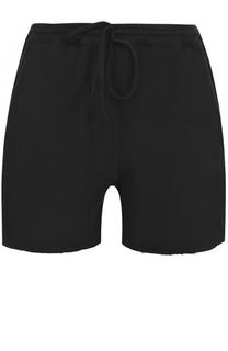 Хлопковые мини-шорты с карманами Roque