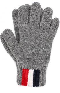 Шерстяные перчатки Moncler Enfant