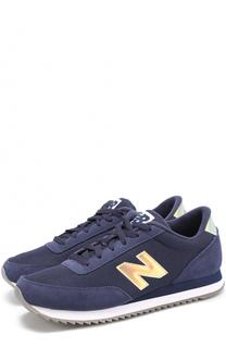 Комбинированные кроссовки 501 на шнуровке New Balance