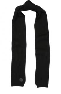 Шерстяной вязаный шарф Dsquared2