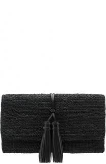 Клатч из рафии Polo Ralph Lauren