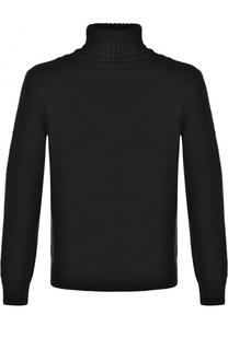 Шерстяной свитер с воротником-стойкой Belstaff