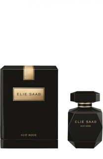 Парфюмерная вода Nuit Noir Elie Saab