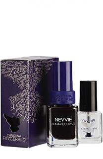 Лак для ногтей Nevvie + Bond-подготовка Christina Fitzgerald