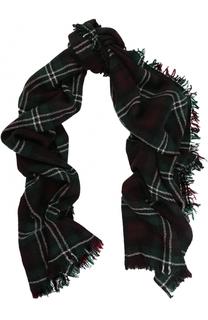 Шерстяной шарф с бахромой Isabel Marant
