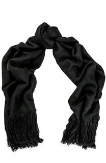Кашемировый шарф с бахромой Isabel Marant