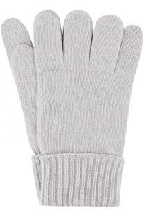 Перчатки из смеси шерсти и кашемира Il Trenino