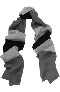 Кашемировый вязаный шарф Dolce & Gabbana