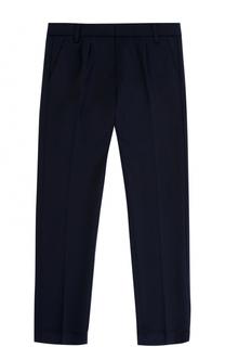Классические брюки прямого кроя Giorgio Armani