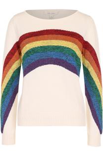 Хлопковый пуловер с круглым вырезом Marc Jacobs
