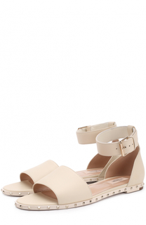 Кожаные сандалии Soul Rockstud Valentino