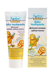 Паста зубная Babyline