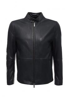 Куртка кожаная Boss