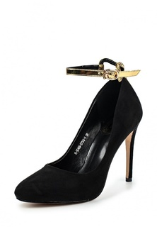 Туфли Item Black