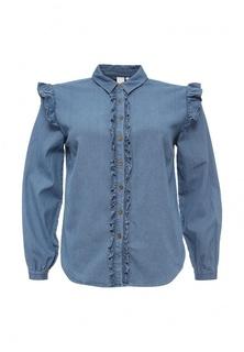 Рубашка джинсовая LOST INK CURVE