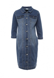 Платье джинсовое Mamalicious Mama.Licious
