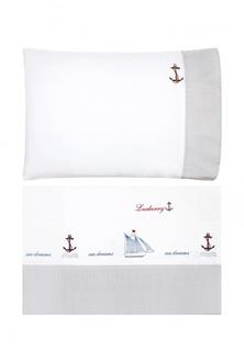 Комплект постельного белья подростковый 1,5-спальный Luxberry