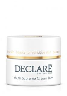 Питательный крем Совершенство молодости Declare