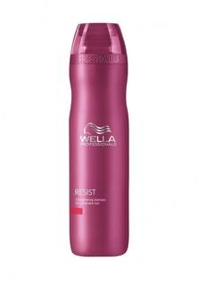 Укрепляющий шампунь для зрелых волос Wella