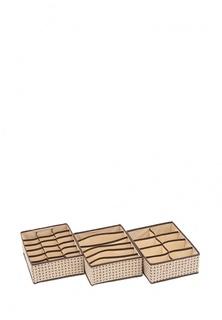 Система хранения для белья 3 пр. Homsu