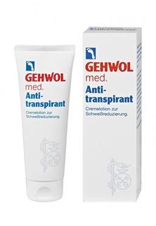Крем-лосьон антиперспирант Gehwol