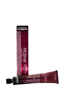 Стойкая крем-краска для волос 6.35 LOreal Professional