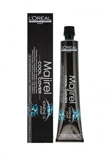 Стойкая крем-краска для волос 6.3 LOreal Professional