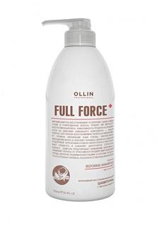 Интенсивный восстанавливающий шампунь Ollin