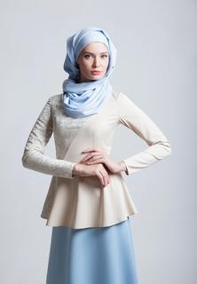 Блуза Bella Kareema