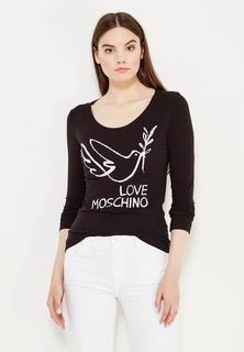 Лонгслив Love Moschino